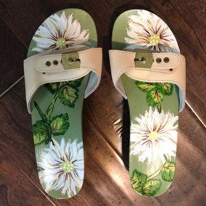 Shoes - New Vintage Dr. Scholls Sandals 9 One Of A Kind
